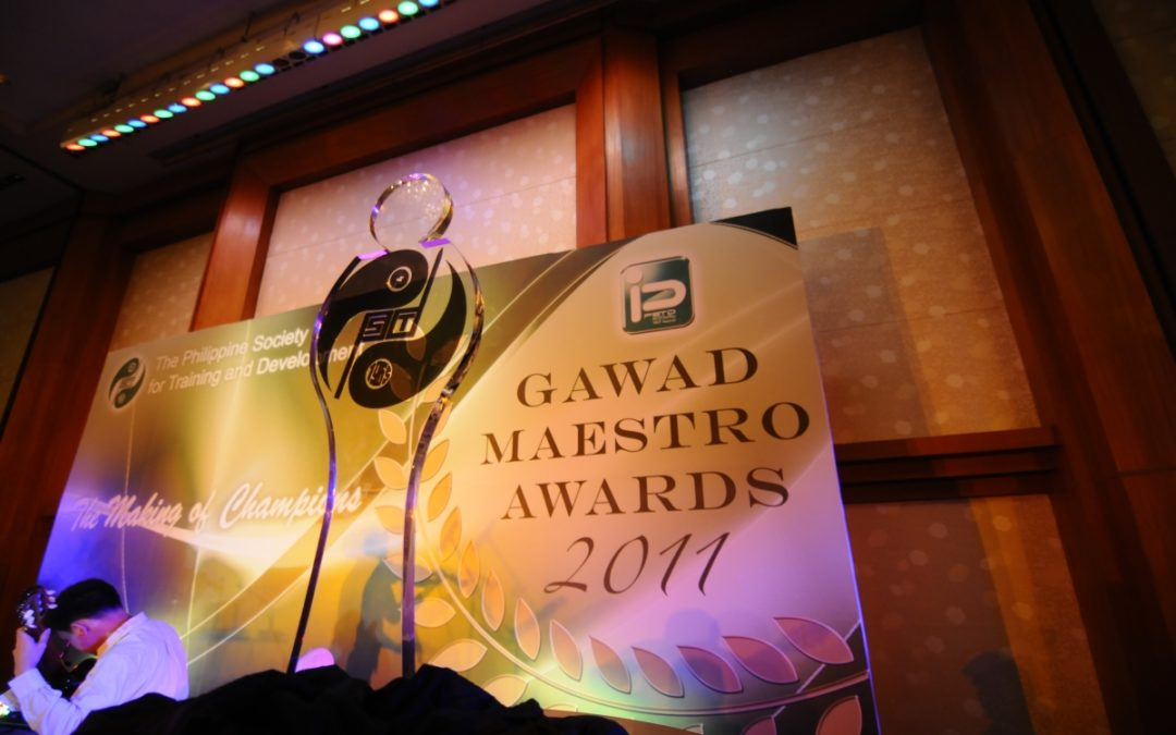 Opening of Nomination for Gawad Maestro Awards 2016
