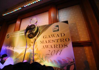 Gawad Maestro Awards 2016