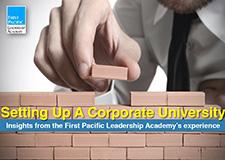 Setting Up A Corporate University