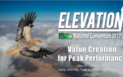 ELEVATION : PSTD 2017 Convention – Building a Learning Organization for Peak Performance (May 31 – June 2, 2017)