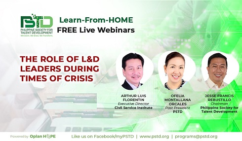 The Role of L&D Leaders During Times of Crisis   Part 1