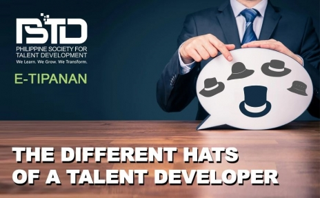 The Different Hats of a Talent Developer