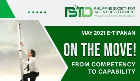 On the Move! From Competency to Capability