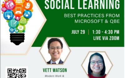 July E-Tipanan   Enhancing L&D Effectiveness through Social Learning